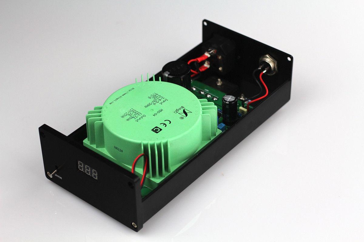 ZEROZONE HIFI 50W DC15V fuente de alimentación lineal para DAC/preamplificador/amplificador de auriculares LPS PSU L4-43