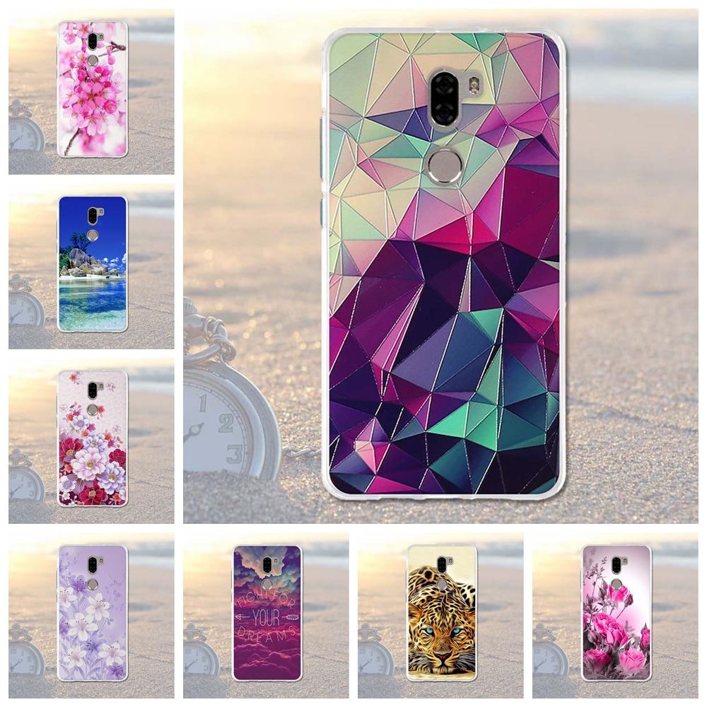 Case For Xiaomi Mi 5s Plus Case Cartoon Soft Silicone Back Cover For Xiaomi mi5s plus mi 5 s Protection Cover Bag Bumper