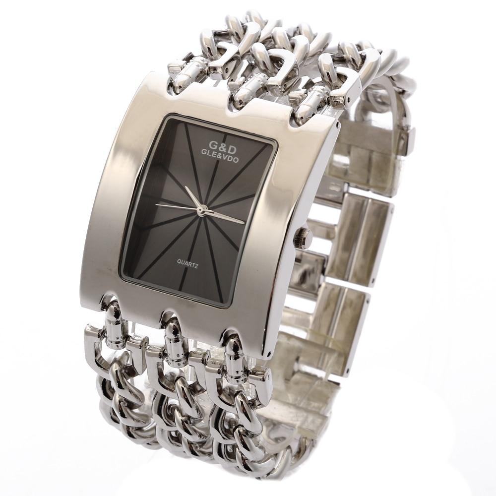 2020 G&D Top Brand Luxury Women Wristwatches Quartz Watch Ladies Bracelet Watch Dress Relogio Feminino Saat Gifts Reloj Mujer enlarge