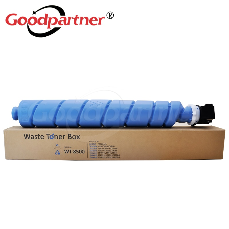 1PC x WT-8500 1902ND0UN0 Caixa de Resíduos de Toner para Kyocera TASKalfa 2552ci 3252ci 3552ci 4002i 4052ci 5002i 5052ci 6002i 6052ci P8060