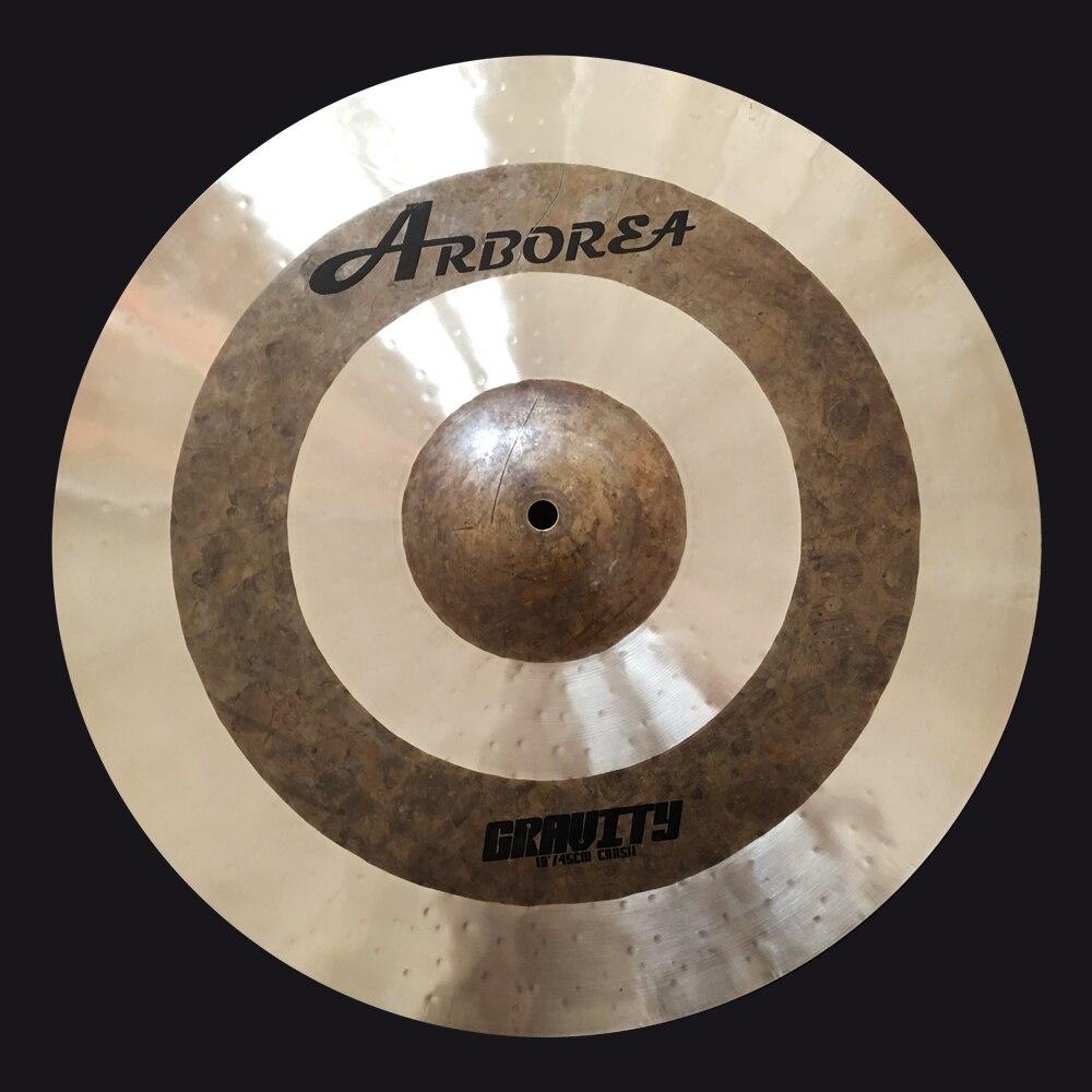 "ARBOREA cymbal Gravity series18"" Crash Cymbal"