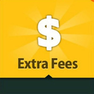 Item only for  Extra Fee, For Friend Mehed
