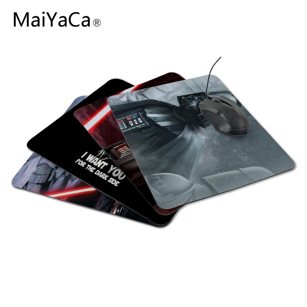MaiYaCa Дарт Вейдер Звездные войны Новые поступления Коврик Для Мыши компьютерные игровые коврики для мыши
