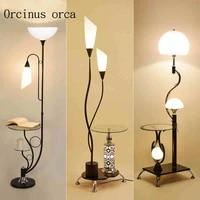 led floor lamp table lamp room simple modern bedroom study creative vertical lamp