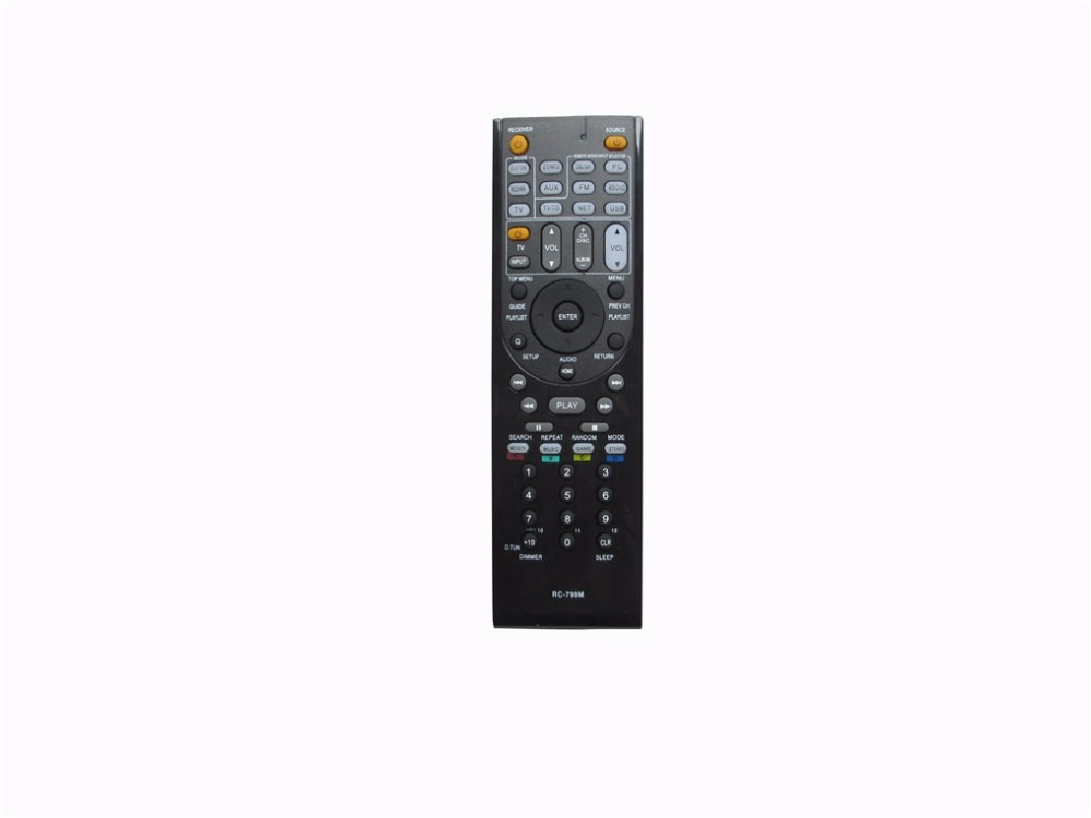 General de Control remoto para Onkyo TX-NR905S TX-SR875 HT-S7500 PR-SC5507 X-NR905 HT-RC560 TX-NR838 RC-717M TX-SR575S Receptor AV