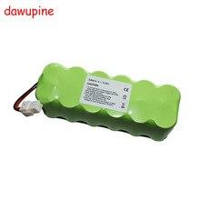 Dawupine VCA-RBT20 14.4 V 3.5Ah NI-MH batterie pour Samsung NaviBot SR88XX série aspirateur SR8840 SR8845 SR8855 SR8895