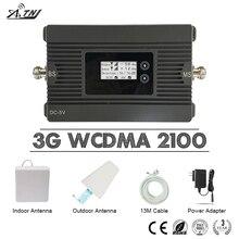 Усилитель сигнала ATNJ WCDMA 2100 МГц, 3G, голосовой, 3G, Интернет-усилитель сигнала, усилитель с высоким коэффициентом усиления, ретранслятор сигнал...