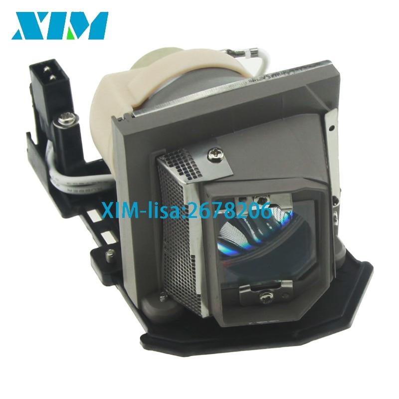 Совместимая с высокой яркостью лампа проектора с корпусом SP.8LG01GC01 для OPTOMA DS211,DX211,ES521,EX521,OPX2630,PJ666,PJ888,RS515