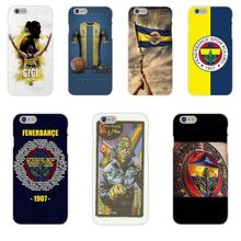 Turki Turkey Yenin Derbisi Fenerbahce For Apple iPhone X XS Max XR 4 4S 5 5C 5S SE 6 6S 7 8 Plus TPU Live Love Phone