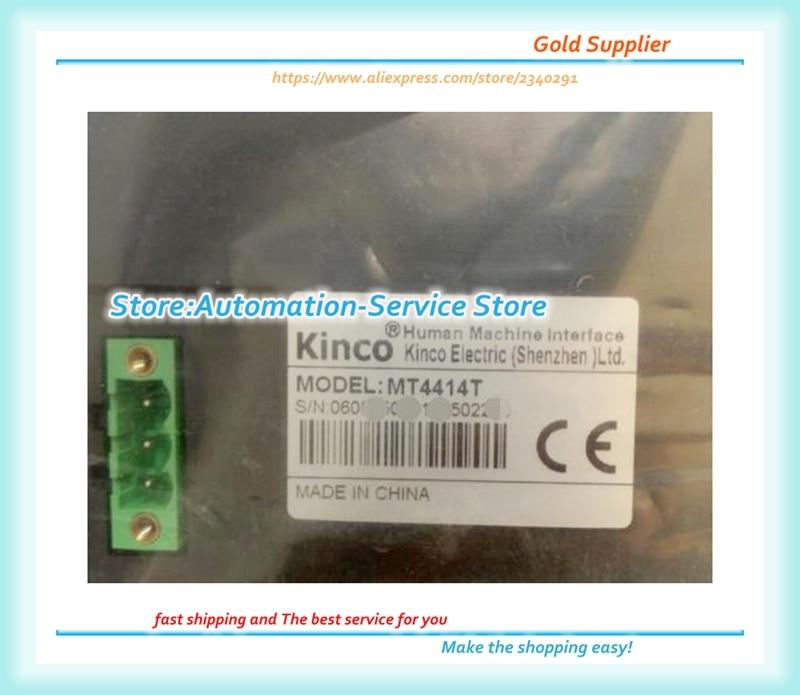 "MT4414T Kinco enview 7 ""pantalla táctil con Tft 800*480 Hmi nuevo Original en caja"