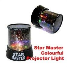 Projecteur déclairage étoilé coloré Star Master DC156