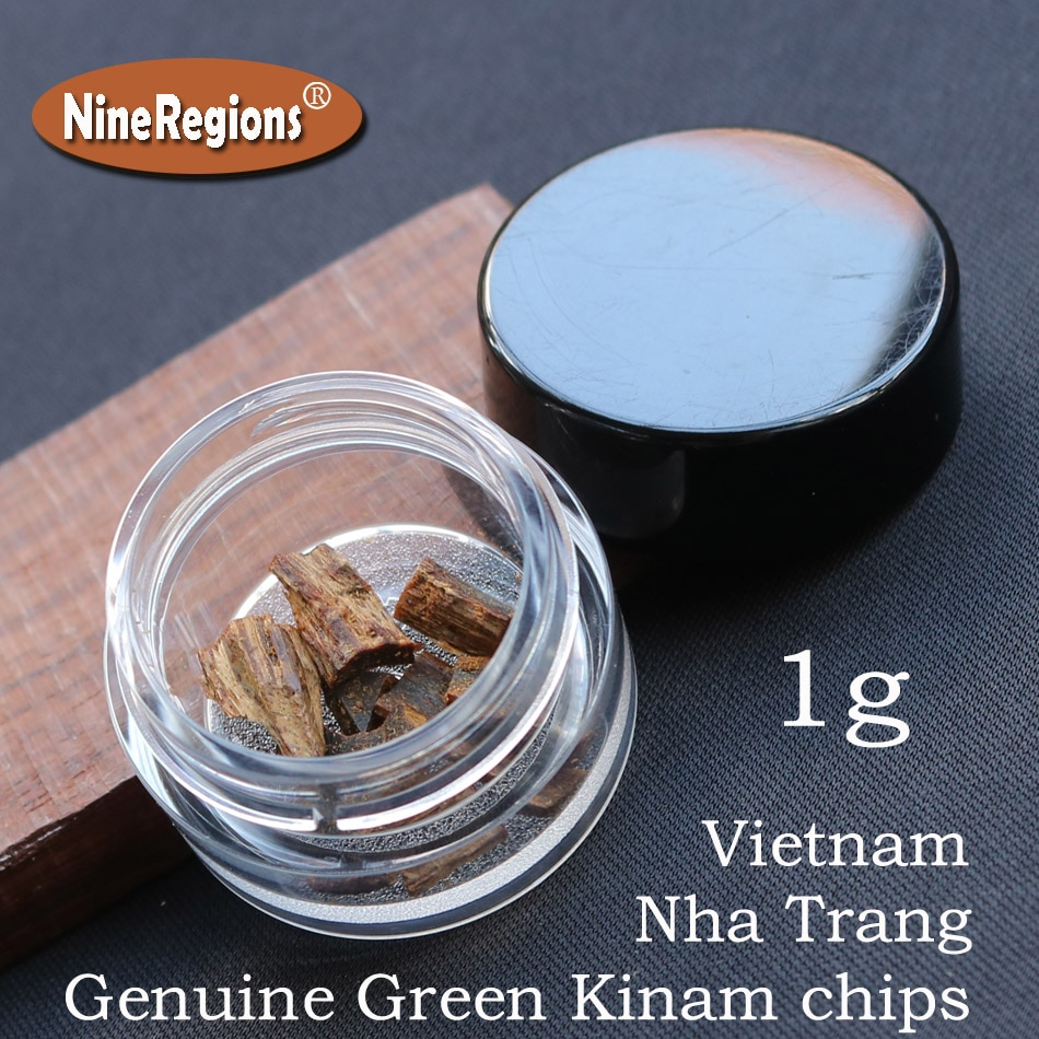 Nha Trang-برقائق Kyara Green ، فيتنامية أصلية ، عالية الجودة ، بخور ، روائح خشبية ، عطر kinam ، 1 جرام