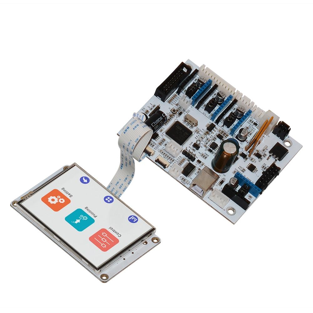 لوحة تحكم Geeetech مفتوحة المصدر GTM32, شاشة تعمل باللمس
