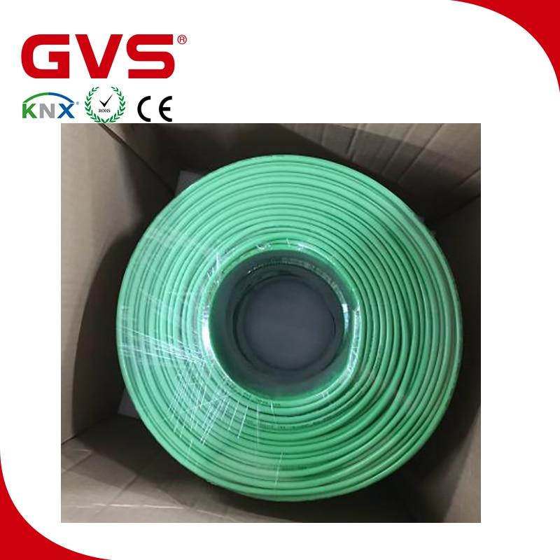 KNX/EIB KNX GVS K-Bus KNX стандарт KNX 4-основной проводной кабель для машины продажа за 10 метров