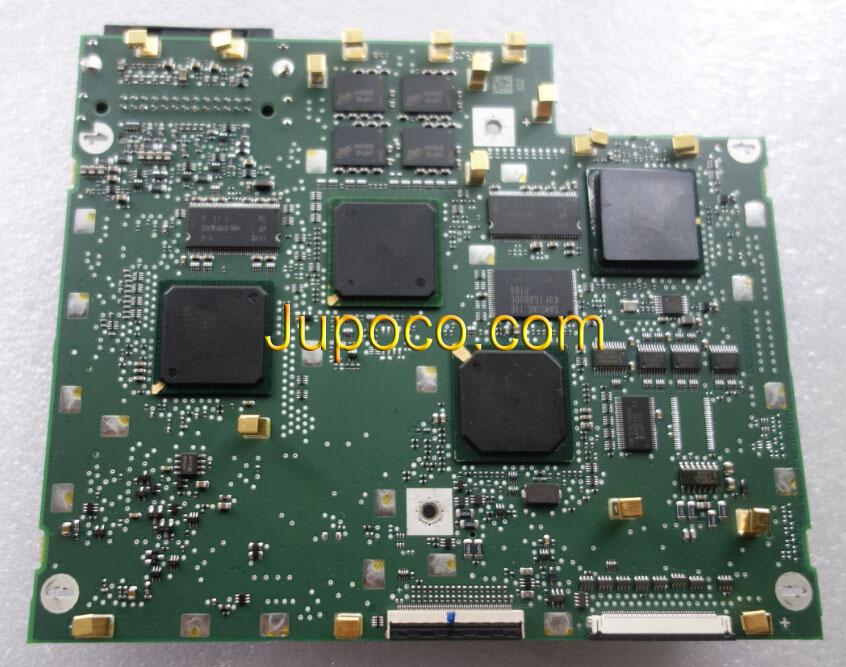Материнская плата DAB NAVIGATION + SSD LED версия для VW RNS510 Автомобильные GPS навигационные