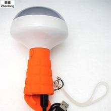 5 W Forte Service Magnétique Lampe De Poche USB Lampe De Poche 1800 mah Lumière Durgence avec Lanière SOS Lumière Stroboscopique 38 Led
