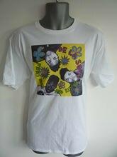 DE LA SOUL 3 фута высокая и восходящая футболка с логотипом Классическая хип-хоп Старая школьная танцевальная Большая скидка Хлопковая мужская ...