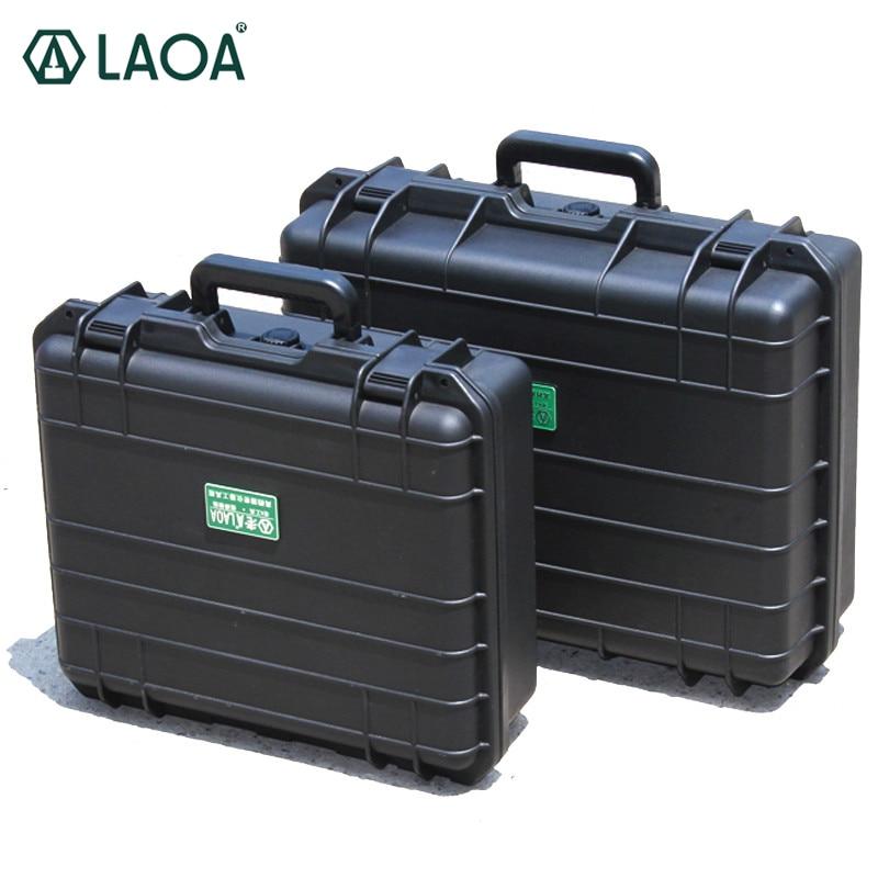 Чехол для инструментов LAOA, чехол для ящика для инструментов, ударопрочный защитный чехол для оборудования, чехол для камеры с предварительн... чехол