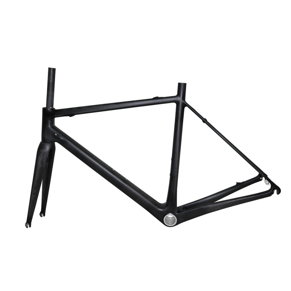 Winice deng fu 48/56cm BB30 BSA T800 Carbon Road Bike Frame Fork Seatpost UD Matt Race Bicycle Part