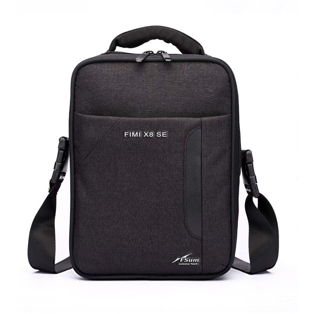 Newest Portable Handbag Case for Fimi X8 SE Canvas Bag Xiaomi Camera Bags Suitcase Shoulder Bag Camera Drone Bags Accessories