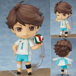 Новинка хит 10 см Haikyuu второй сезон Oikawa Tooru Фигурки игрушки коллекция Рождественский подарок кукла