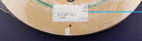 SPXA-001T-P0.6 تجعيد المقابس موصلات محطات إيواء 100% ٪ أجزاء جديدة ومبتكرة