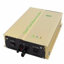Inverseur de lien de grille de 500W pour le cc de input16v-28v de PV à la sortie à ca pour la batterie 24V dinverseur pur donde sinusoïdale dinverseur solaire de batterie de 12V