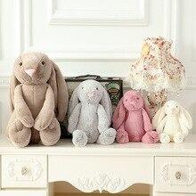 40cm Lange Ohren Bonbon Kaninchen Plüsch Spielzeug Hause Dekoration Puppe Kinder Neue Jahr Urlaub Geschenk Für Mädchen