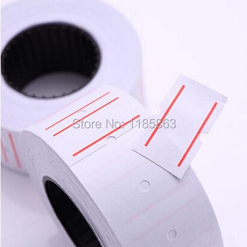 5-rotolo-di-prezzo-pistola-etichetta-etichette-21x12-millimetri-di-carta-cartellino-del-prezzo-tags-mark-adesivo-bianco-per-mx-5500-rotolo-all'ingrosso-set-nuovo