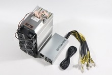 ZCASH Miner Antminer Z9 42k Sol/s avec Bitmain APW3 1600W PSU équihash Miner mieux que Antminer S9 Z9 Mini Innosilicon A9