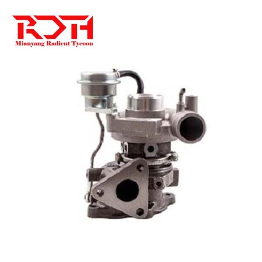 Radient-turbocompresseur 49377-03031 49377-03030   49177-03133 ME201635 ME201257, turbo chargeur pour Mitsubishi Pajero II 4M4