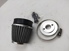 Luftfilter fit 1/5 CY Zenoah 23cc-30,5 cc Motoren für 1/5 HPI Rovan km Baja 5B 5T 5SC rc auto teile