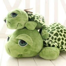 Kinderen Speelgoed 2018 Hot Koop 20 cm Kawaii Grote Ogen Schildpad Knuffel Mooie Zachte Kleine Zeeschildpadden Speelgoed Voor Kids