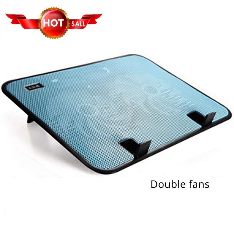Горячая продажа охлаждающая подставка для ноутбука Регулируемая подставка с охлаждающим вентилятором для ноутбука USB подставка держатель ...
