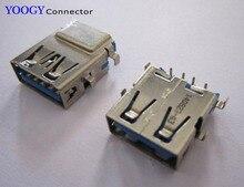 Ноутбук USB3.0 Джек подходит для Acer Aspire V3-531 V3-571 и Asus X553S серии Материнская плата Женский usb 3,0 разъем