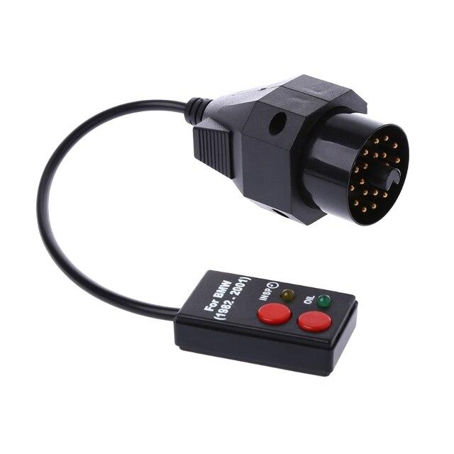 Инструмент для сброса штифта, 20 контактных розеток, обслуживание масла, диагностический инструмент для сканера для BMW E30 E34 E36 E39 Z3ping, поддержка