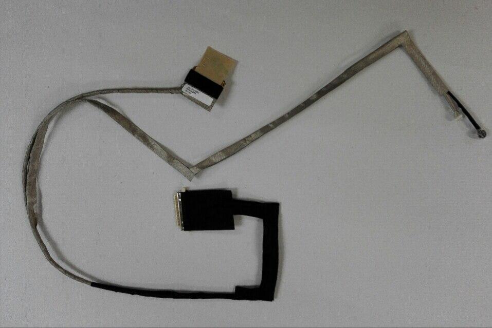 Новый оригинальный для ноутбука ASUS X501 X501A X501U ЖК-дисплей LED LVDS видео гибкий кабель для экрана DD0XJ5LC011 DD0XJ5LC000