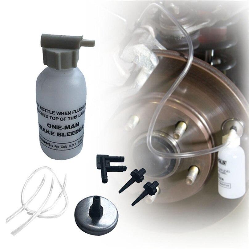 Набор тормозных колодок, маленькая бутылочка, Комплект тормозных колодок, крышка масляного бака, один человек, ручной автомобильный топливный насос, инструменты #15