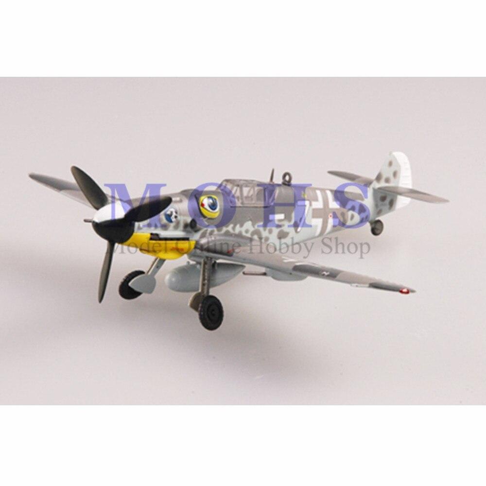 EASY MODEL 37260 1/72 Montiert Modell Skala Fertig Modell Maßstab Flugzeug Skala WW II Warbird BF109 BF-109G-6 JG511943