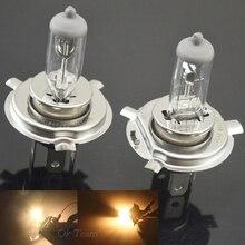 2pcs H4 12V 55W H4 Halogen Xenon Car Light Bulbs Lamp Car Head Light Bulb Factory Price Car Styling Parking Free Shipping