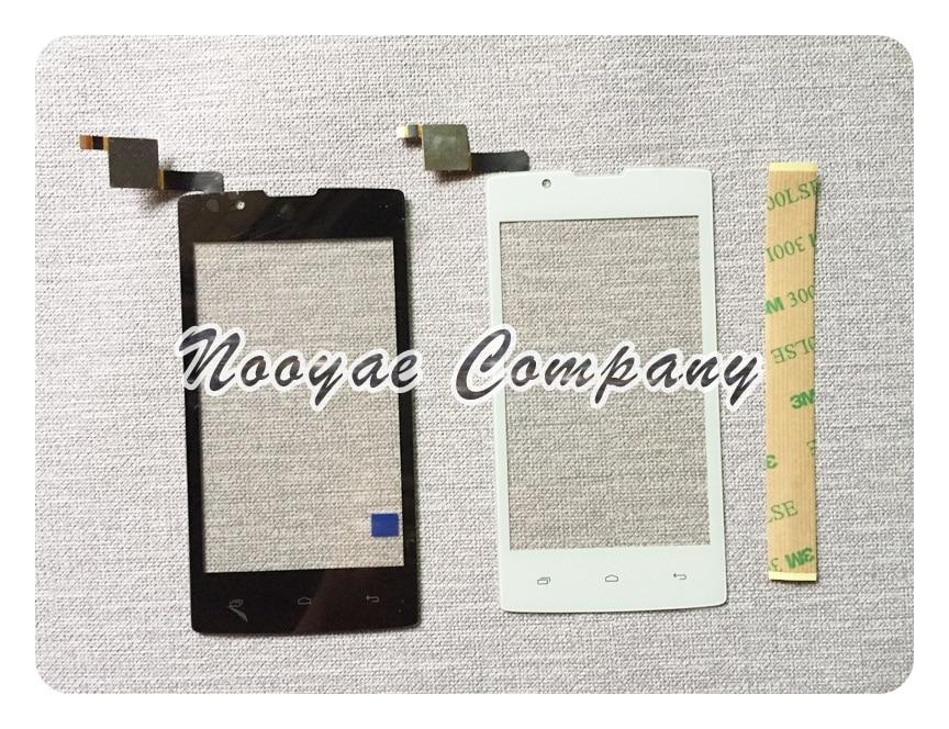 Negro/Blanco Touchpad para volar FS401 Stratus 1 FS 401 Digitalizador de pantalla táctil panel Sensor de reemplazo + número de seguimiento