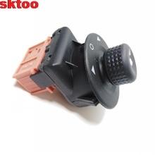 SKTOO bouton de commande pour Citroen Elysee   Pour Citroen XSARA PICASSO Elysee rétroviseur, bouton de régulation du rétroviseur