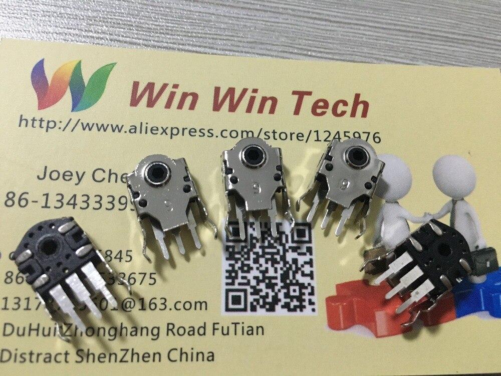 10 قطع 9 ملليمتر الماوس التشفير عجلة التشفير إصلاح أجزاء التمرير التبديل