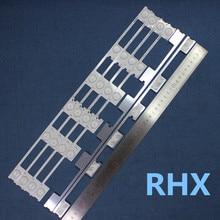 55 części/partia oryginalny nowy podświetlenie LED listwa pasek dla KONKA KDL48JT618A 35018539 6 LEDS (6 V) 442mm 100% nowy