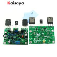 2 pièces NAIM NAP250 15 V-40 V MOD stéréo puissance Audio HIFI amplificateur Amplificador 80W Kits de bricolage et fini baord A5-013
