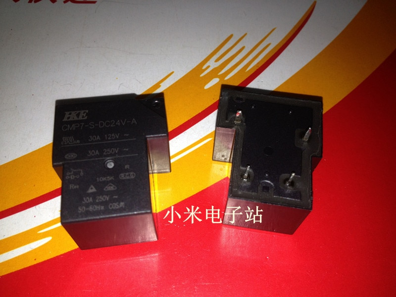 CMP7-S-DC24V-A HKE 12V 30A 4foot T90 HF2150