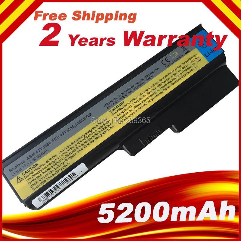 Bateria do portátil para lenovo G550 G430 G450 G530 N500 G430 Z360 L06L6Y02 L08L6C02 L08O6C02 L08S6C02 L08S6Y02 51J0226 bateria