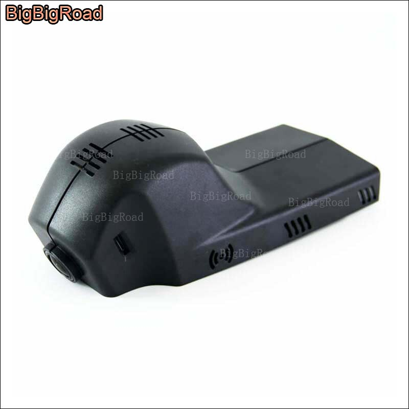 BigBigRoad ل BMW 4 سلسلة 428i 435i 420i 433 440i 430i F36 Wifi جهاز تسجيل فيديو رقمي للسيارات كاميرا مسجل فيديو نوفاتيك 96672 داش كاميرا