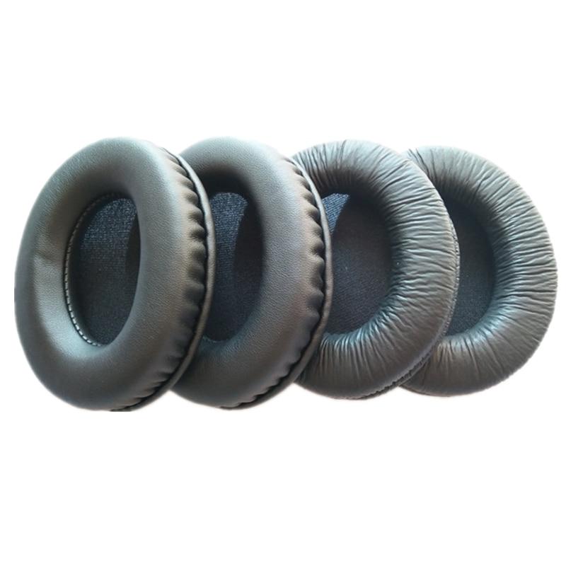 Foam Ear Pads Cushions for Sennheiser HD202 II HD437 HD447 HD457 HD497 HD212PRO Headphones High Quality Leather 12.21