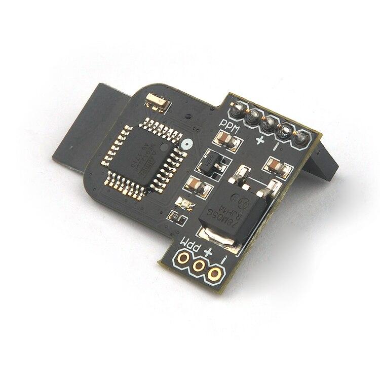 Cabezal de radiofrecuencia JMT MTX9D multiprotocolo TX módulo multiprotocolo TOY-MTX para Frsky X9D X9D Plus X12S Flysky TH9X 9XR PRO